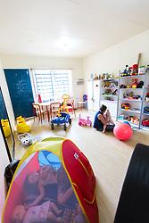 Associação de Deficientes Visuais de Canoas - ADEVIC,  no bairro Mathias Velho. FOTO: André Feltes/ Agencia Preview