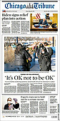 March 12, 2021 (USA): Front-page: Today's Newspapers In United States