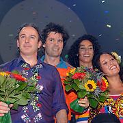 NLD/Tilburg/20061105 - Premiere Oebele, cast, Nol havens en Joris Lutz