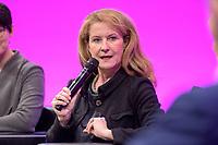 07 JAN 2020, KOELN/GERMANY:<br /> Heike Raab, SPD, Bevollmaechtigte des Landes Rheinland-Pfalz, beim Bund un in Europa, dbb Jahrestagung, Koeln Messe<br /> IMAGE: 20200107-01-047