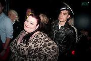 KAYLEE COOPER; JORDAN BOWEN, The launch screening of ÔAnimal CharmÕ  and ÔSusie LovittÕ - W hotel leicester sq. London. 31 January 2012.<br /> KAYLEE COOPER; JORDAN BOWEN, The launch screening of 'Animal Charm'  and 'Susie Lovitt' - W hotel leicester sq. London. 31 January 2012.