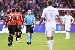 October 28, 2018 - Rennes, France - Benoit MILLOT  (Credit Image: © Panoramic via ZUMA Press)