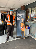 B&Q Banbury Has reopened  photo by Michael Butterworth