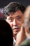 """Spanish director   Carlos Bardem  during the """"Alacran Enamorado"""" Premiere in Madrid at the Callao Cinema"""