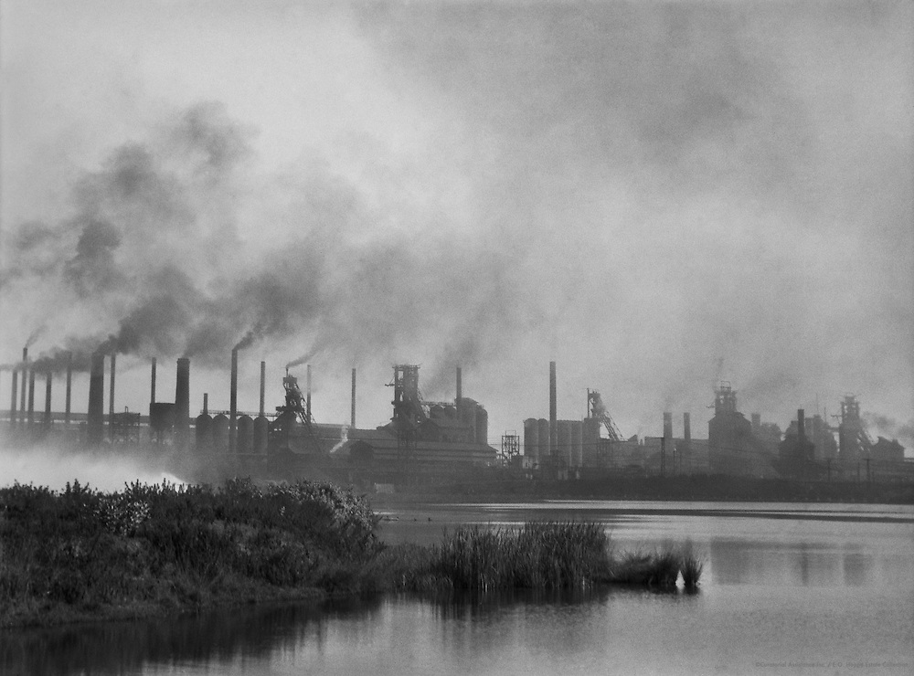 Port of the Old Plant, Tata Iron & Steel Works, Jamshedpur, India, 1929