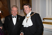 HENRY ANGEST;  THE LORD MAYOR OF LONDON, The National Trust for Scotland Mansion House Dinner. Mansion House, London. 16 October 2013