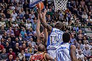 DESCRIZIONE : Campionato 2015/16 Serie A Beko Dinamo Banco di Sardegna Sassari - Umana Reyer Venezia<br /> GIOCATORE : Jeff Viggiano Brenton Petway<br /> CATEGORIA : Tiro Penetrazione Stoppata<br /> SQUADRA : Dinamo Banco di Sardegna Sassari<br /> EVENTO : LegaBasket Serie A Beko 2015/2016<br /> GARA : Dinamo Banco di Sardegna Sassari - Umana Reyer Venezia<br /> DATA : 01/11/2015<br /> SPORT : Pallacanestro <br /> AUTORE : Agenzia Ciamillo-Castoria/L.Canu