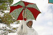 Israel, Jerusalem Ethiopian Kessim at Sigd festival, SIGD, the Ethiopian main religious festival is held annually in Jerusalem and expresses their yearning for Zion and their gratitude for the Torah. November 2004