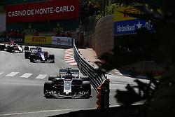 May 28, 2017 - Monte Carlo, Monaco - Motorsports: FIA Formula One World Championship 2017, Grand Prix of Monaco, .#8 Romain Grosjean (FRA, Haas F1 Team) (Credit Image: © Hoch Zwei via ZUMA Wire)