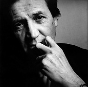 Melvyn Bragg, British broadcaster and author. London, UK.