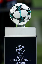 December 6, 2017 - Porto, Porto, Portugal - The game ball during the UEFA Champions League Group G match between FC Porto and AS Monaco FC at Dragao Stadium on December 6, 2017 in Porto, Portugal. (Credit Image: © Dpi/NurPhoto via ZUMA Press)