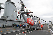 HMS Illustrious retired from the Royal Navy 28 August 2014