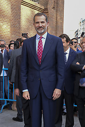 June 16, 2017 - Madrid, Spain - King Felipe VI of Spain attends Bullfights at Las Ventas Bullring on June 16, 2017 in Madrid, Spain. (Credit Image: © Oscar Gonzalez/NurPhoto via ZUMA Press)