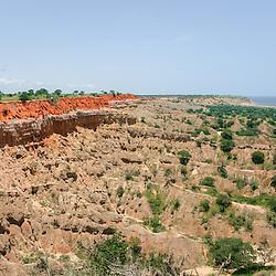 Miradouro da Lua. Angola
