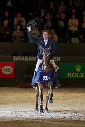 Houtzager Marc, (NED), Sterrehofs Calimero<br /> Indoor Brabant - Den Bosch 2017<br /> © Hippo Foto - Dirk Caremans<br /> 10/03/2017