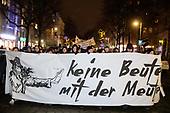 2019/12/07 Demonstration Meuterei