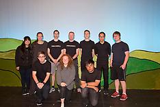 The Wiz Group Photos