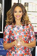Alesha Dixon Fragrance Launch
