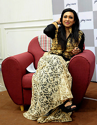 July 25, 2018 - Kolkata, West Bengal, India - Bengali Actress Rituparna Sengupta at lunch of a Godrej Interio store in Kolkata. (Credit Image: © Saikat Paul/Pacific Press via ZUMA Wire)
