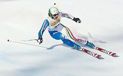 21.01.2011, Tofana, Cortina d Ampezzo, ITA, FIS World Cup Ski Alpin, Lady, Cortina, SuperG, im Bild Lucia Recchia (ITA, #26) // Lucia Recchia (ITA)  during FIS Ski Worldcup ladies SuperG at pista Tofana in Cortina d Ampezzo, Italy on 21/1/2011. EXPA Pictures © 2011, PhotoCredit: EXPA/ J. Groder