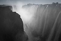The Smoke that Thunders, Victoria Falls Zambia