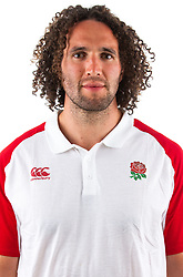Michael Ellery of England Rugby 7s - Mandatory by-line: Robbie Stephenson/JMP - 17/09/2019 - RUGBY - The Lansbury - London, England - England Rugby 7s Headshots