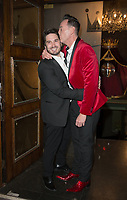 Craig Revel Horwood at the  Style for stroke event at Cafe De Paris, London