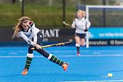 Holcombe v Surbiton - Investec Women's Hockey League Final, Lee Valley Hockey & Tennis Centre, London, UK on 29 April 2018. Photo: Simon Parker