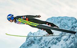 Gregor Schlierenzauer (AUT) // Gregor Schlierenzauer of Austria in action during Day 3 of FIS Ski World Flying Championship Planica 2020, on December 12, 2020 in Planica, Kranjska Gora, Slovenia. Photo by Vid Ponikvar / Sportida