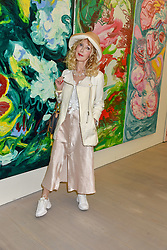 Basia Briggs at the START Art Fair - Preview Evening held at the Saatchi Gallery, Duke of York's HQ, King's Road, London on 25th September 2019.