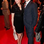 NLD/Den Haag/20110406 - Premiere Alle Tijden, Kim van Kooten en partner Jacob Derwig
