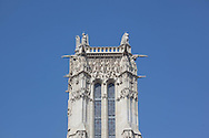 France. Paris.  Saint Jacques tower , / tour Saint Jacques