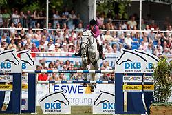 Diniz Luciana, POR, Winningmood<br /> Internationales Wiesbadener PfingstTurnier 2017<br /> © Hippo Foto - Stefan Lafrentz