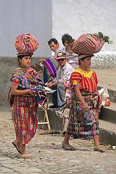 Women Carrying Wears