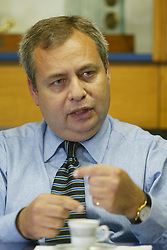 Daniel Tevah, empresário e diretor das lojas e confeccoes TEVAH. FOTO: Jefferson Bernardes/Preview.com