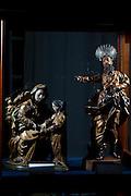 Ouro Preto_MG, Brasil...Na foto, o Museu do Oratorio, que apresenta uma colecao de 162 oratorios e 300 imagens dos seculos XVII ao XX em Ouro Preto, Minas Gerais.No detalhe Imagem de Sao Francisco de Paula...Oratory museum with colection of 162 oratories and 300 saints in Ouro Preto, Minas Gerais. In this photo Saint Francis of Paola..Foto: LEO DRUMOND / NITRO