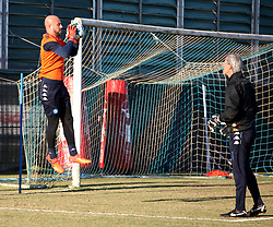 A stage in the uphill is Jose Manuel Reina's goalkeeper Napoli ahead of the Champions League match against Manchester City