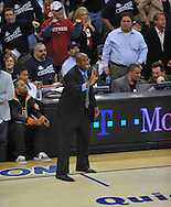 Cleveland head coach Mike Brown.