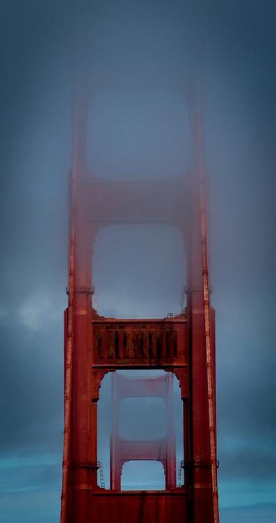 Faded in Fog