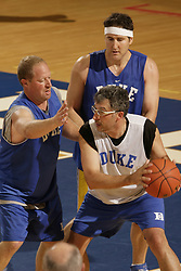 Coach K Academy 2007. Action in Cameron Saturday July 28, 2007.