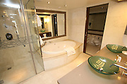 The launch of Royal Caribbean International's Oasis of the Seas, the worlds largest cruise ship..Staterooms.Royal Suite