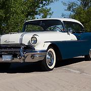 1956 Pontiac Star Chief 2 Door Hard Top