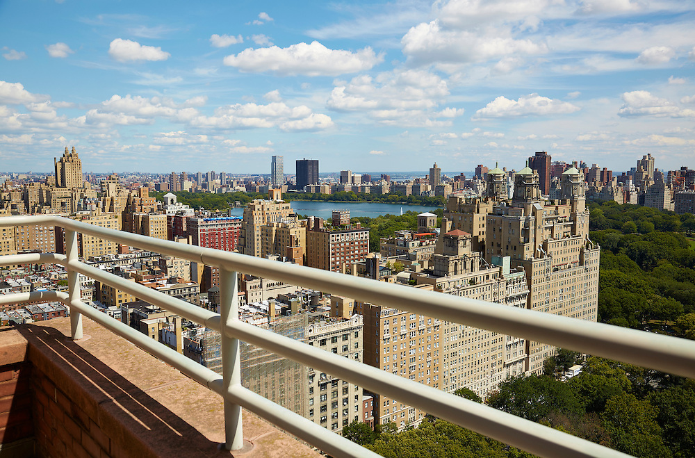 View from 101 West 79th Street, 31st floor