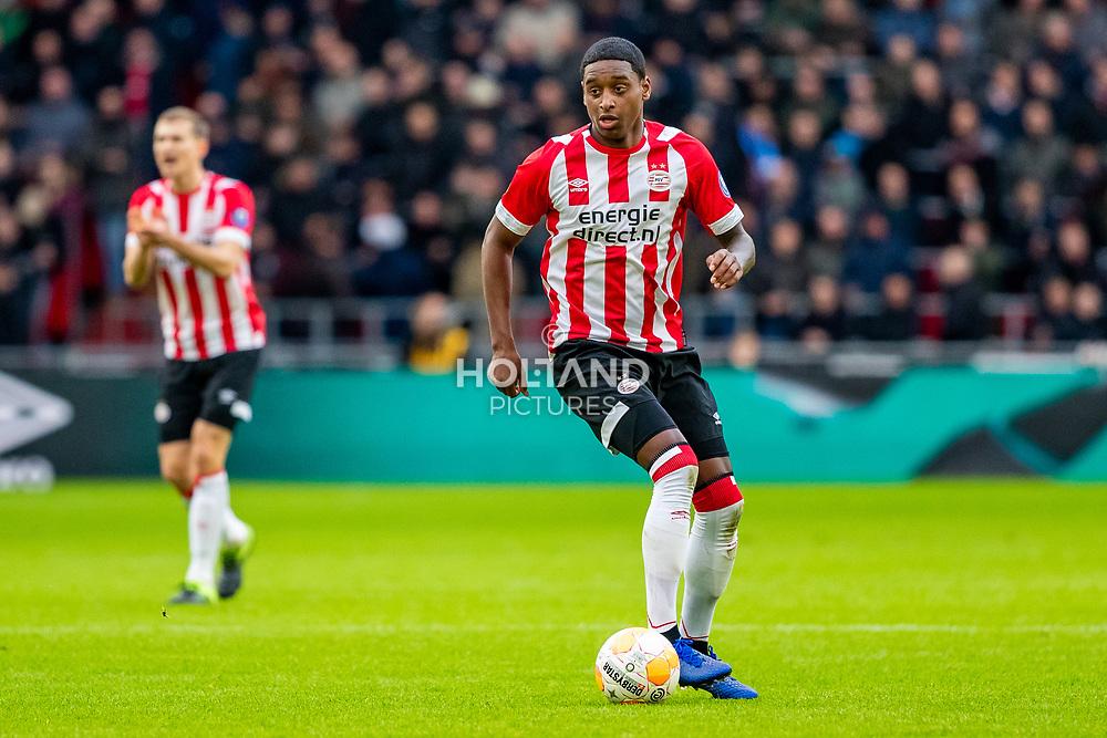 03-02-2019: Voetbal: PSV v Fortuna Sittard: Eindhoven<br /> Eredivisie - Seizoen 2018-2019<br /> #18 Pablo Rosario (PSV)