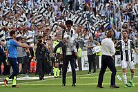 Allegri<br /> <br /> Torino 21-05-2017 Juventus Stadium Football Calcio Serie A 2016/2017 Juventus - Crotone .<br /> Foto Insidefoto