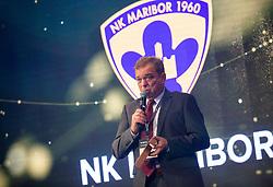 Bojan Ban of NK Maribor  at Sporto brands and awards during Sports marketing and sponsorship conference Sporto 2019, on November 21, 2019 in Hotel Slovenija, Congress centre, Portoroz / Portorose, Slovenia. Photo by Vid Ponikvar/ Sportida