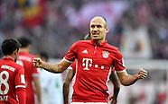 Bayern Munich v VfL Wolfsburg 101216