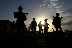 Scenes from the fighting during the Nov. 2004 assault on Fallujah.