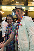 JESSICA VOORSANGER; BOB AND ROBERTA SMITH, The £100,000 Art Fund Prize for the Museum of the Year,   Tate Modern, London. 1 July 2015