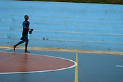 Belo Horizonte_MG, Brasil...Atividades do Projeto Escola Aberta, na Escola Municipal Helio Pelegrino...The activates in Escola Aberta project, in the Helio Pelegrino Municipal School...Foto: BRUNO MAGALHAES / NITRO